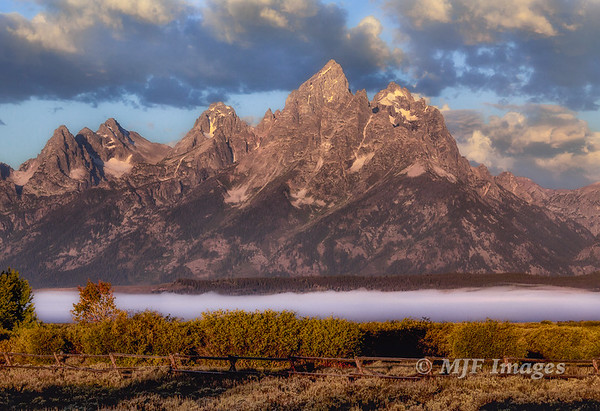 Grand Tetons and the Snake Valley
