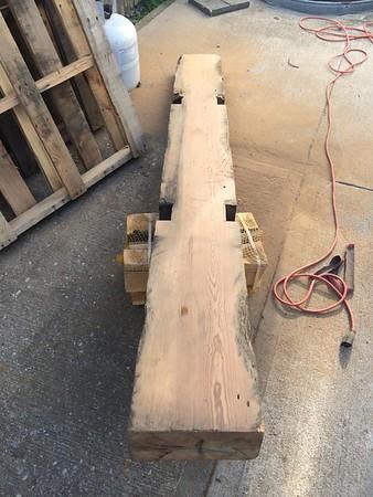 #14007 MJR-1128-JP ReClaimed Pine Body Bass