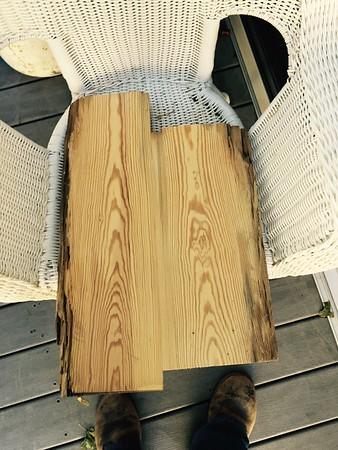 #15001 MJR-1012-SH ReClaimed Pine Body