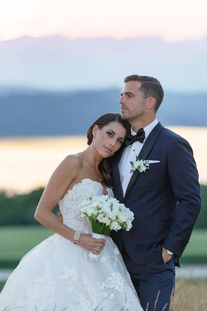 MELISSA + JOSH Wedding