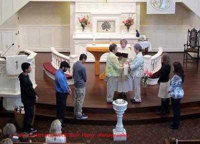Juanita & Peggy's wedding