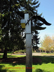Emerging was created by Hai Ying Wu for Renton's Centennial in 2001.