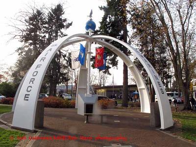 Auburn WA's Veteran's memorial