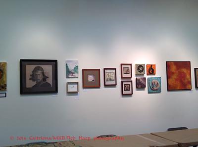 Daniel Smith Seattle employees' art show