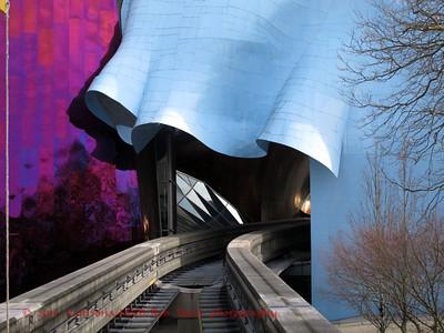 can't resist avant weird images of the avant weird EMP buildings