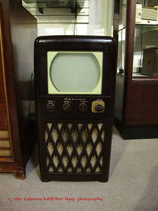 1950's era TV.  This is very like the first TV my family had when I was a young child