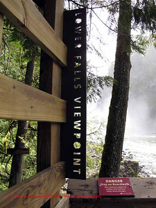 Lower Snoqualmie Falls viewpoint