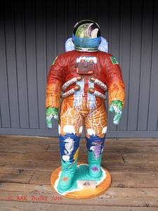 Basstronaut  http://www.astronautsonthetown.org/basstronaut