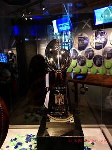 """We are 12"" Seahawks exhibit Superbowl trophy"