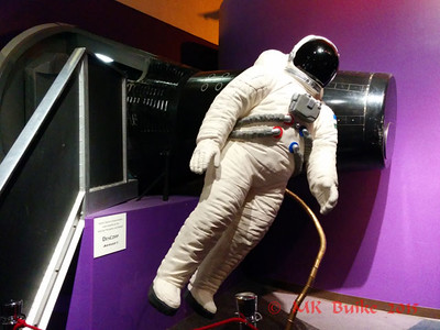 Extravehicular Activity by Matthew Dockrey at Pacific Science Center