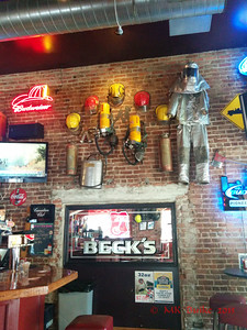 Inside McCoy's Firehouse Pub
