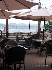 views of Lake Washington