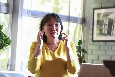 """2021 оны есдүгээр сарын 23. """"Өөдлөн дэвжсэн сонсголгүй олон нийтийг алдаршуулья"""" уулзалт боллоо. ГЭРЭЛ ЗУРГИЙГ Д.ЗАНДАНБАТ/MPA"""