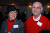Diane and Tony Tinsley in the VIP Tent. Tony is a Mukilteo City Councilmember.