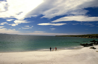 Falkland Islands, 1986