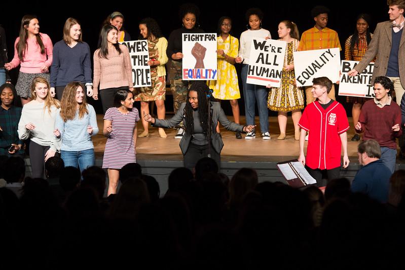 MLK Day 2018 Cultural Arts Celebration