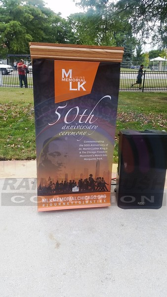 MLK Marquette Park 50th Anniversary Commemorative March/Rally