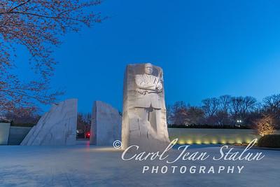 Martin Luther King Jr. Memorial-9