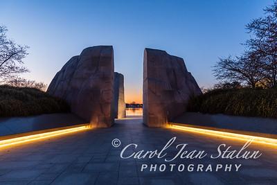 Martin Luther King Jr. Memorial-29