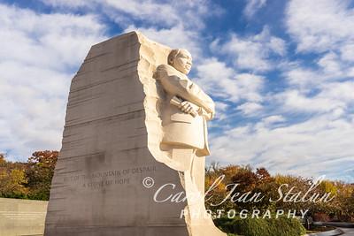 Martin Luther King Jr. Memorial-5