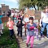 Oasis Charter School MLK March