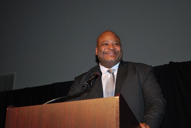 Keynote Speaker Keith Jackson