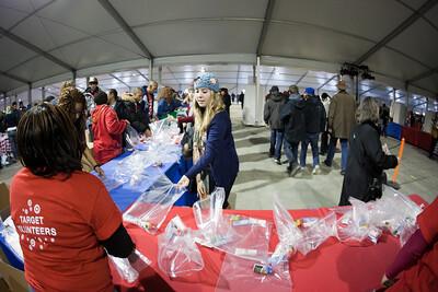 MLK Day 2009 - Operation Gratitude / Serve DC - RFK Stadium