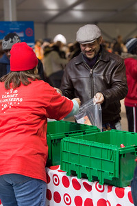 MLK Day 2009 - Operation Gratitude / Serve DC - RFK Stadium