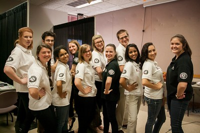 The Impact Alabama AmeriCorps team hosted the 2014 opening of SaveFirst free tax assistance sites in Birmingham and Montgomery, AL on MLK Day 2014. AmeriCorps members and volunteers from local colleges and universities prepared taxes for community members.