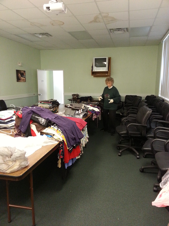 Cocoa, FL- Aging Matters in Brevard Senior Corps RSVP volunteers collected 25 bags of men's and women's professional clothing items from January 8-13, 2014 to benefit low income, job seeking individuals in Brevard County.