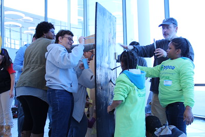 Martin Luther King, Jr. Day of Service 2016 in Washington, D.C.  Corporation for National and Community Service Photo.