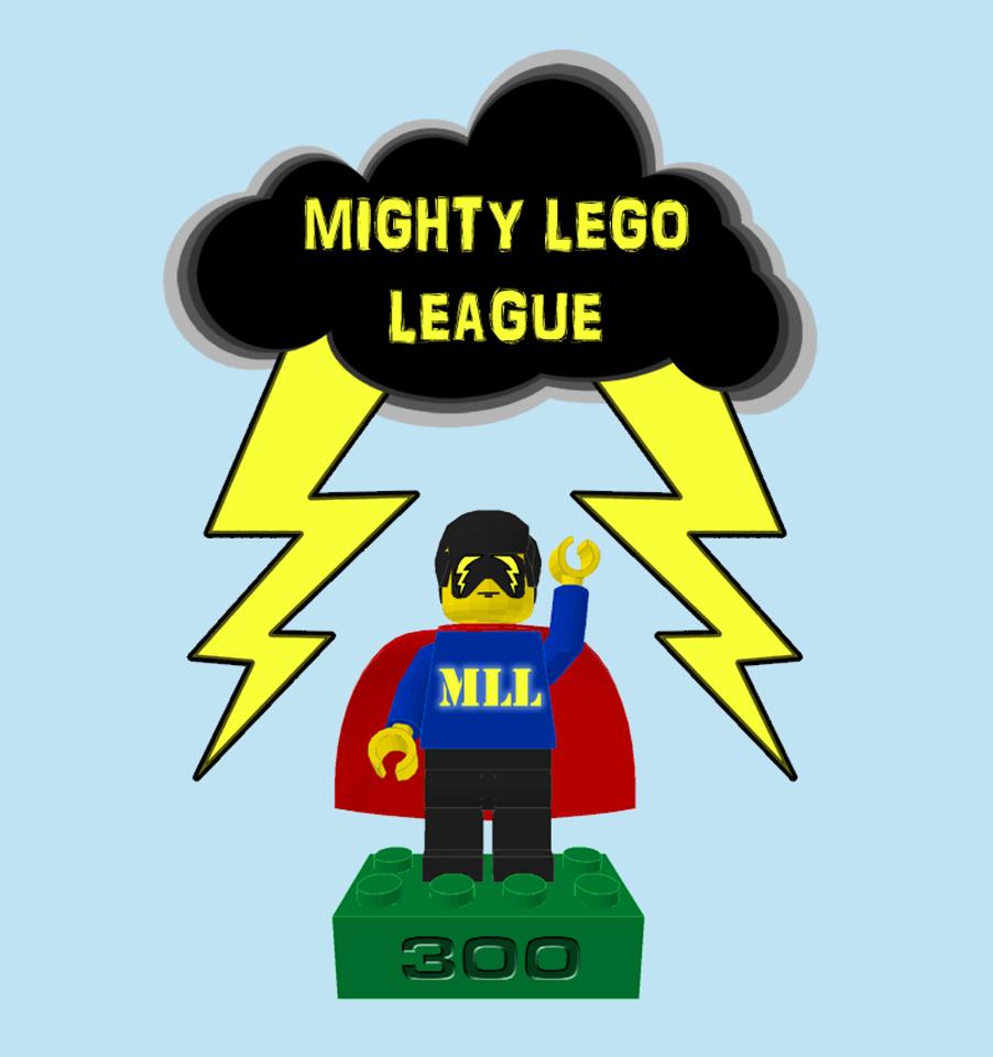 Mighty Lego League - Team Logo