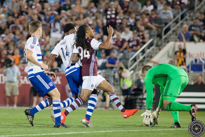 Colorado Rapids v  FC Dallas July 23, 2016-6525