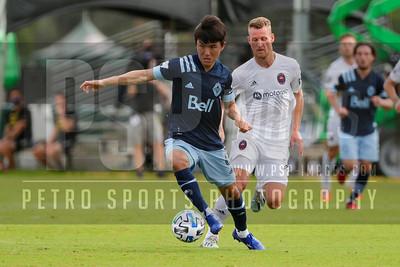 SOCCER: JUL 23 MLS - Chicago Fire v Vancouver Whitecaps FC
