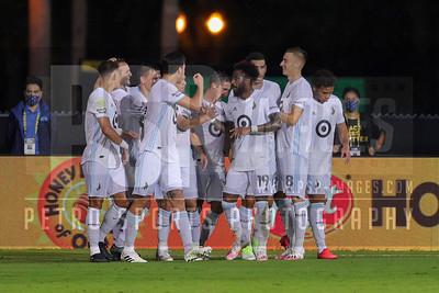 SOCCER: JUL 28 MLS - Columbus Crew SC v Minnesota United FC