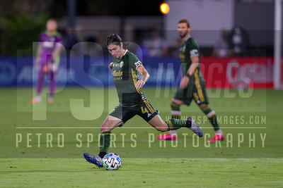 SOCCER: AUG 11 MLS is Back Final - Orlando City SC v Portland Timbers