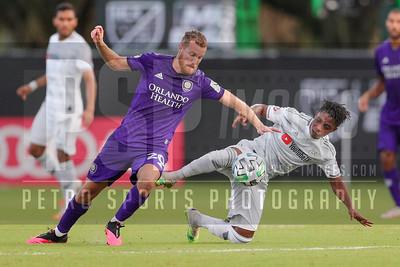 SOCCER: JUL 31 MLS is Back Quarterfinal - Orlando City SC v LAFC