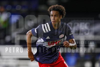 SOCCER: JUL 25 MLS - Philadelphia Union v New England Revolution