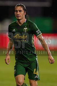 SOCCER: JUL 28 MLS - Portland Timbers v FC Cincinnati