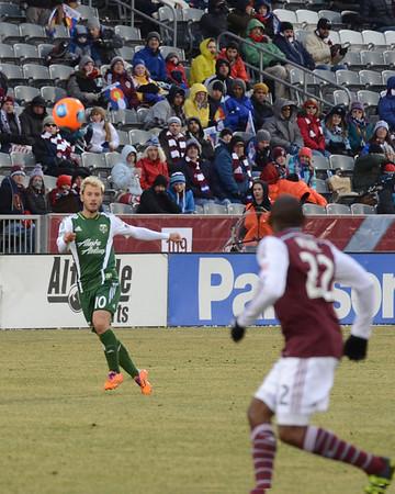 MLS: MAR 22 Timbers at Rapids