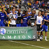 July 26 2009 World Football Challenge - Chelsea FC v Club America:<br /> Chelsea are champions at the Cowboys Stadium in Arlington, Texas.<br /> Chelsea FC beats Club America 2-0.