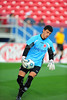 April 10th, 2009: Eintracht Frankfurt Goalie in action during a Super U19 semi-final game at the Dr. Pepper Dallas Cup between the Eintracht Frankfurt and the Vancouver Whitecaps  at the Pizza Hut Park Stadium in Frisco, Tx.