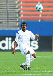 April 10th, 2009: Vancouver Whitecap Goalie Keithy Simpson #4  in action during a Super U19 semi-final game at the Dr. Pepper Dallas Cup between the Eintracht Frankfurt and the Vancouver Whitecaps  at the Pizza Hut Park Stadium in Frisco, Tx.
