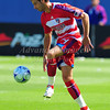 29, March 2009:  <br /> FC Dallas defender Daniel Torres #4<br /> in action during the soccer game between FC Dallas & Chivas USA at the Pizza Hut Stadium in Frisco,TX. Chivas USA  beat FC Dallas 2-0.<br /> Manny Flores/Icon SMI