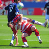29, March 2009:  <br /> FC Dallas forward Kenny Cooper #33<br /> in action during the soccer game between FC Dallas & Chivas USA at the Pizza Hut Stadium in Frisco,TX. Chivas USA  beat FC Dallas 2-0.<br /> Manny Flores/Icon SMI