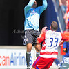 29, March 2009:  <br /> Chivas USA Goalkeeper Zach Thornton #22 in action during the soccer game between FC Dallas & Chivas USA at the Pizza Hut Stadium in Frisco,TX. Chivas USA  beat FC Dallas 2-0.<br /> Manny Flores/Icon SMI