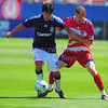29, March 2009:  <br /> Chivas USA Forward Eduardo Lillingston #99 in action during the soccer game between FC Dallas & Chivas USA at the Pizza Hut Stadium in Frisco,TX. Chivas USA  beat FC Dallas 2-0.<br /> Manny Flores/Icon SMI