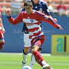 29, March 2009:  <br /> FC Dallas defender Blake Wagner #19<br /> in action during the soccer game between FC Dallas & Chivas USA at the Pizza Hut Stadium in Frisco,TX. Chivas USA  beat FC Dallas 2-0.<br /> Manny Flores/Icon SMI