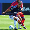 29, March 2009:  <br /> Chivas USA defender Mariano Trujillo #8<br /> in action during the soccer game between FC Dallas & Chivas USA at the Pizza Hut Stadium in Frisco,TX. Chivas USA  beat FC Dallas 2-0.<br /> Manny Flores/Icon SMI