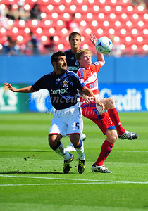 29, March 2009:   Chivas USA Middle Paulo Nagamura #5 in action during the soccer game between FC Dallas & Chivas USA at the Pizza Hut Stadium in Frisco,TX. Chivas USA  beat FC Dallas 2-0. Manny Flores/Icon SMI
